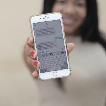 Saiba como se cadastrar no serviço de alerta por SMS da Defesa Civil Estadual